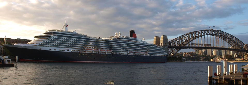 Chris' Cunard Page; Explore the site to find the history of QE2, QM2, Queen Victoria & the new Queen Elizabeth, including ship facts, photographs and deck plans. Learn the history of famous Cunard ships including Britannia, Lusitania, Mauretania, Queen Mary, Queen Elizabeth and more!