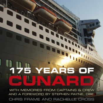 175 Years of Cunard Book
