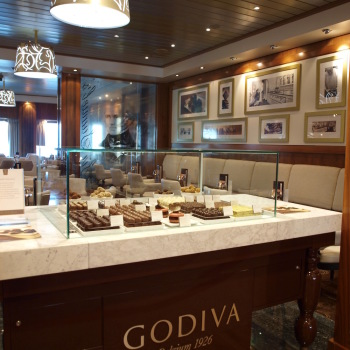Godiva at Sir Samuels.