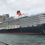 Docked in Sydney
