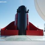 Cunard QM2 Funnel