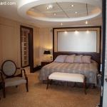 Cunard QM2 Balmoral Suite