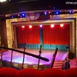 Cunard QM2 Royal Court Theatre