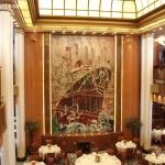 Cunard QM2 Britannia Restaurant