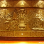 Cunard QM2 Grand Hall