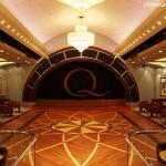 Cunard QM2 Queens Room