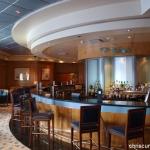 Cunard QM2 Chartroom Bar